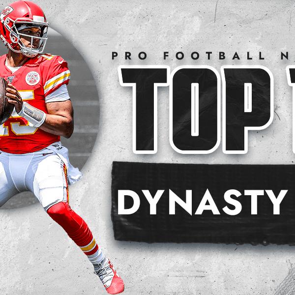 Top Dynasty QB Rankings for the 2021 NFL season