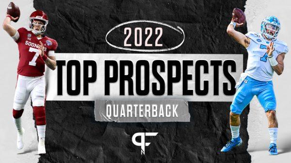 Top quarterbacks in the 2022 NFL Draft include Sam Howell, Malik Willis