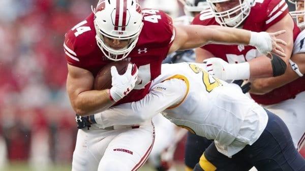 Top Fullbacks in the 2022 NFL Draft include John Chenal, Ben Miles