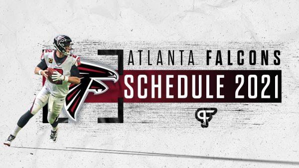 Atlanta Falcons schedule 2021