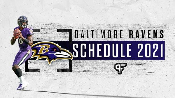 Baltimore Ravens schedule 2021