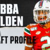 Bubba Bolden, Miami S   NFL Draft Scouting Report