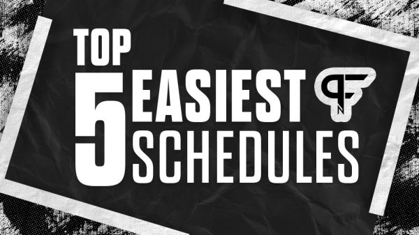 5 easiest schedules ranked for 2021 include Dallas Cowboys, Tampa Bay Buccaneers