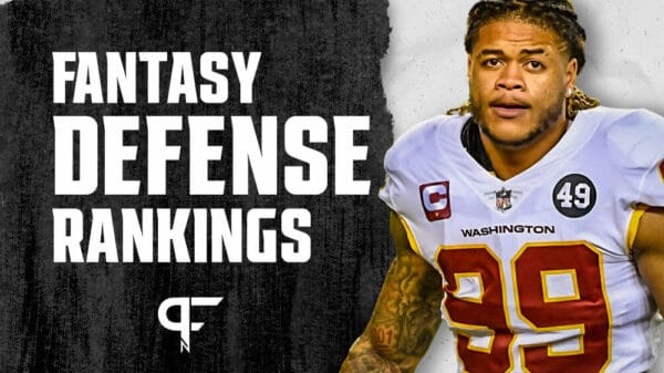 Fantasy Defense Rankings 2021: Sleepers and busts