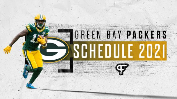 Green Bay Packers schedule 2021