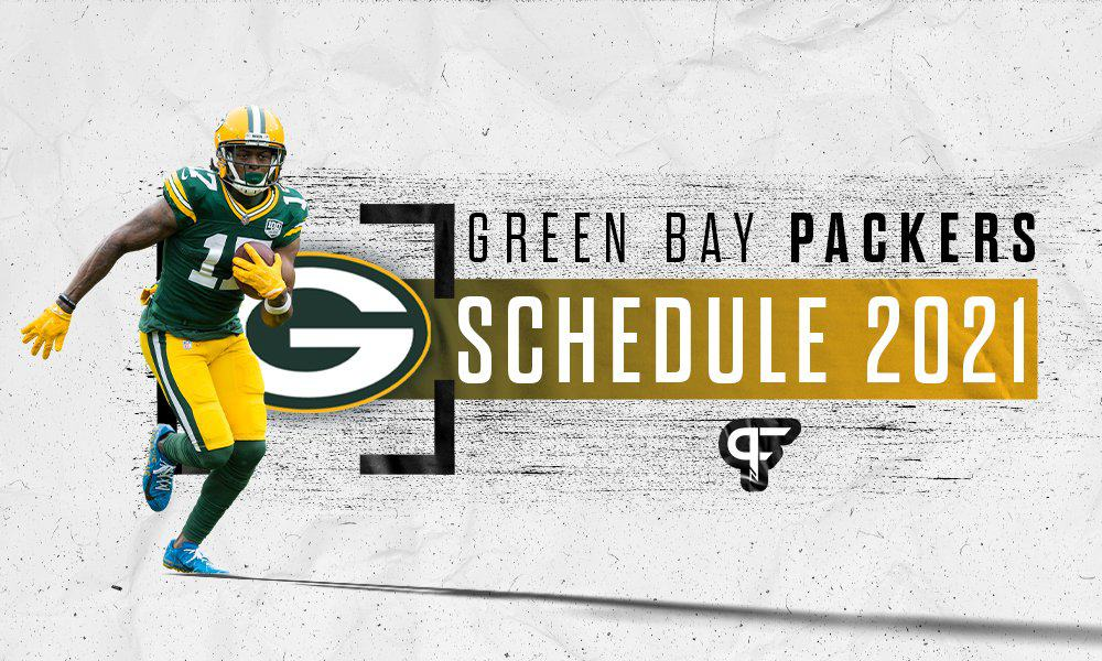 Green Bay Packers schedule 2021