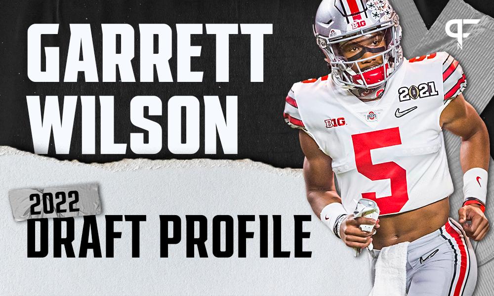 Garrett Wilson, Ohio State WR | NFL Draft Scouting Report
