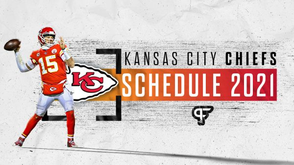 Kansas City Chiefs schedule 2021