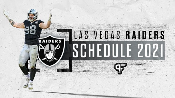 Las Vegas Raiders Schedule 2021: Dates, times, win/loss prediction for 17-game schedule