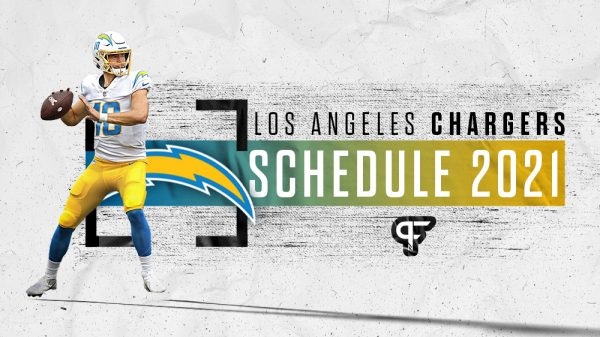 Los Angeles Chargers schedule 2021
