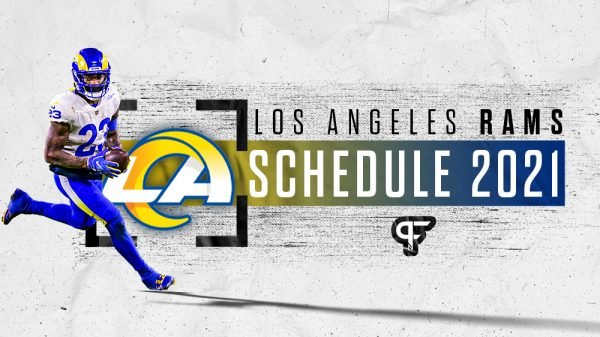 Los Angeles Rams Schedule 2021: Dates, times, win/loss prediction for 17 game schedule