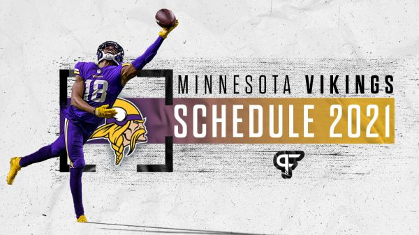 Minnesota Vikings Schedule 2021