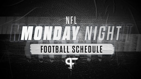 Monday Night Football 2021: Schedule, matchups for the NFL season