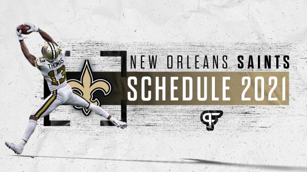 New Orleans Saints Schedule 2021: Dates, times, win/loss prediction for 17-game schedule