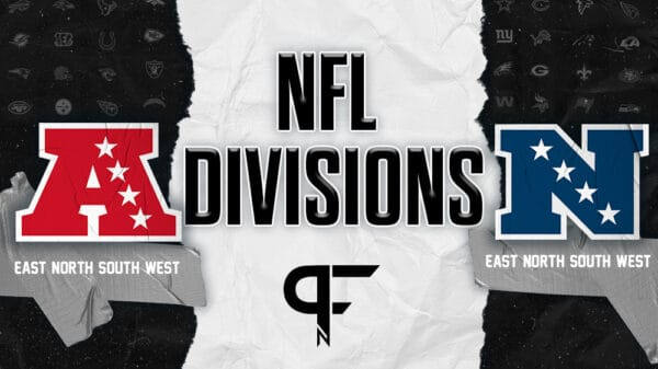 NFL Divisions and Teams: How the AFC and NFC divisions are structured