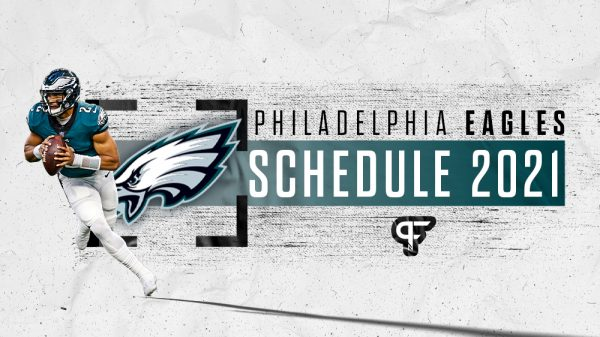 Philadelphia Eagles schedule 2021