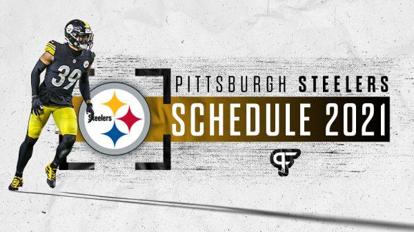 Pittsburgh Steelers schedule 2021