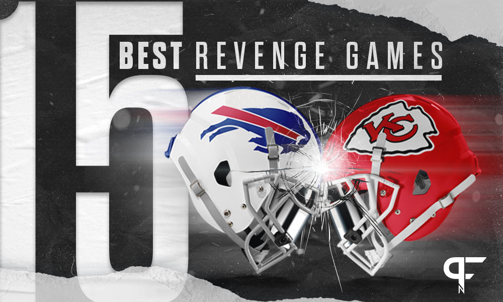 15 best NFL revenge games of the 2021 NFL season