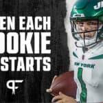 NFL Predictions: When will each 2021 rookie QB start this season?