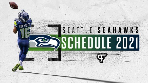 Seattle Seahawks Schedule 2021