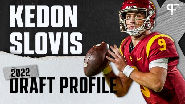 Kedon Slovis, USC QB | NFL Draft Scouting Report