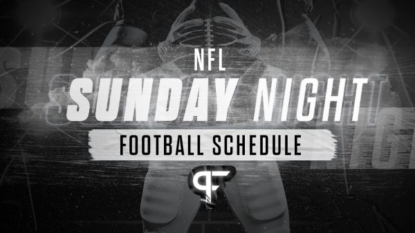 Sunday Night Football 2021: Schedule, matchups for the NFL season