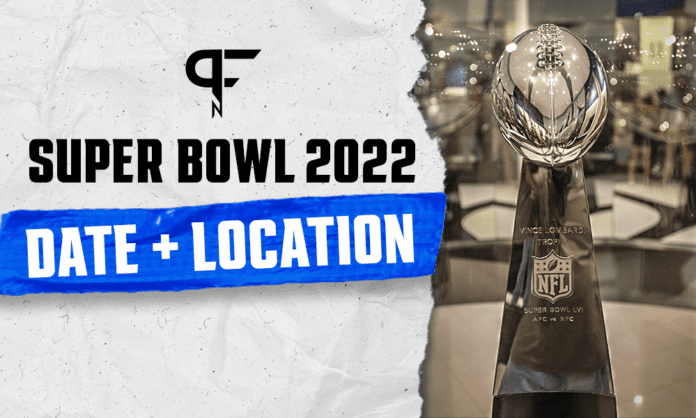 Super Bowl 2022: Date, location, halftime show, channel, and odds