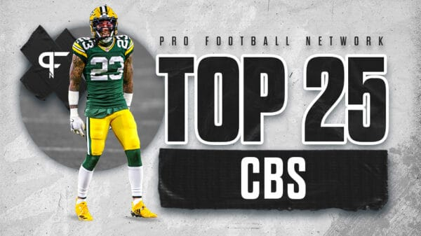 Top 25 cornerbacks heading into the 2021 NFL season