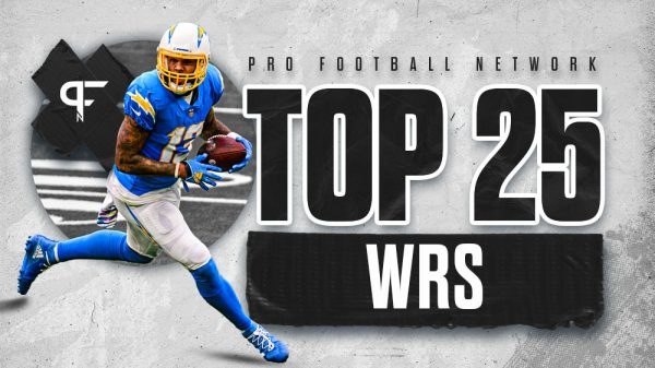 Top 25 wide receivers heading into the 2021 NFL season