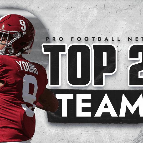 College Football Rankings 2021: Alabama, Clemson head up early top 25