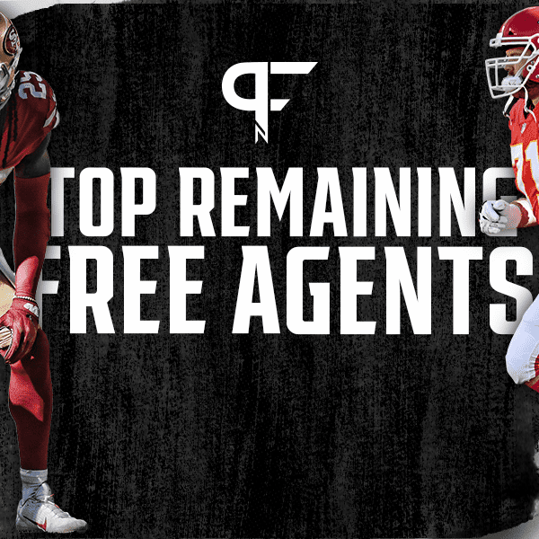 2021 NFL Free Agents: Top remaining following the NFL Draft