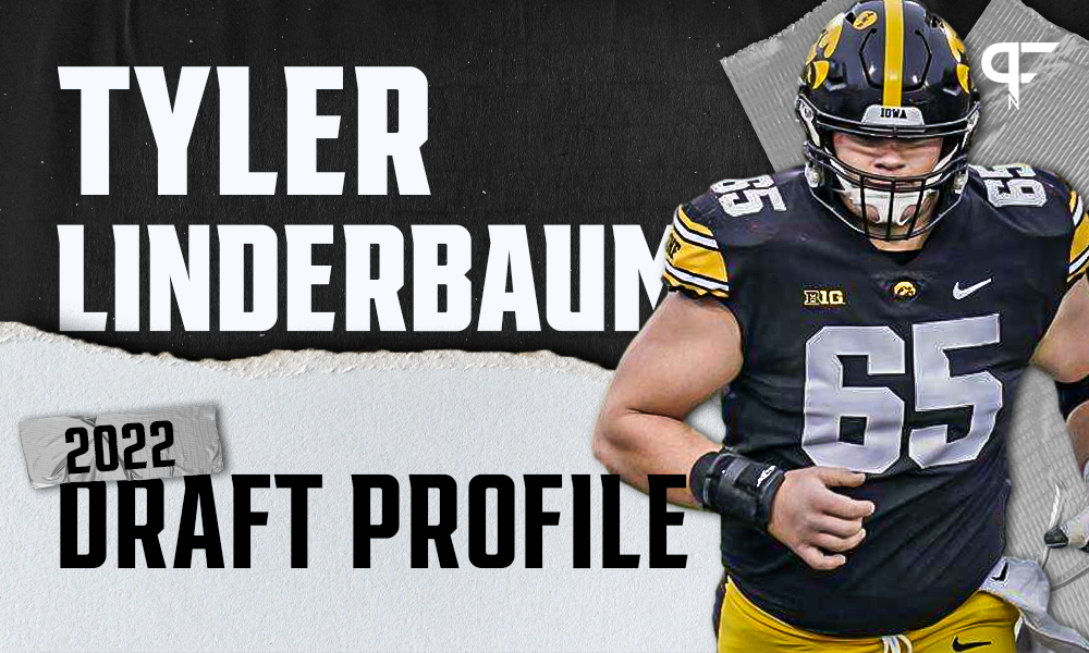 Tyler Linderbaum, Iowa OC | NFL Draft Scouting Report
