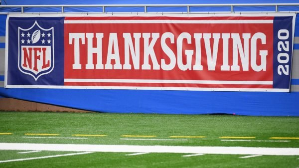 NFL Thanksgiving Games 2021: Schedule, opponents, more