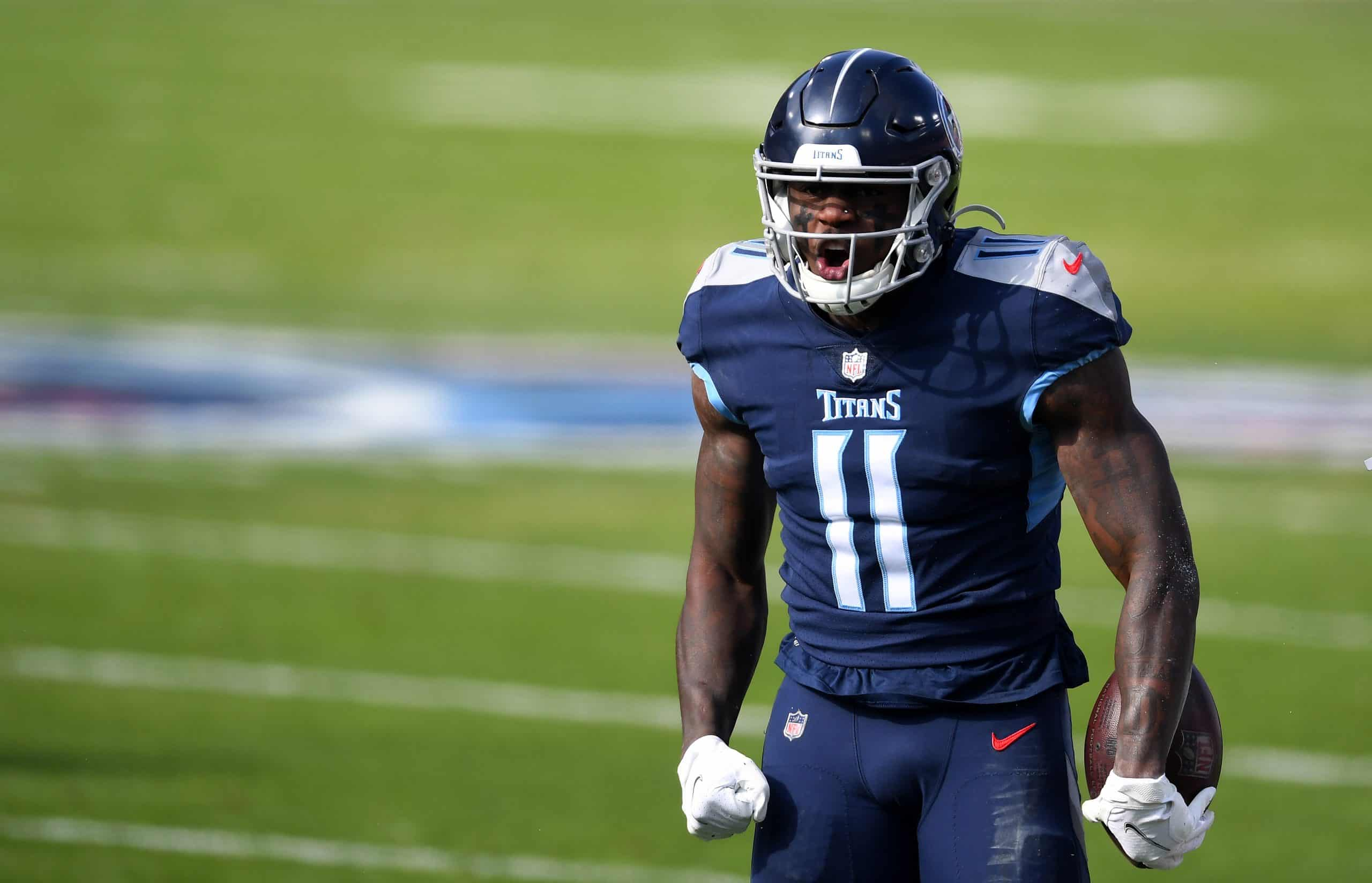 Top Dynasty WR Rankings for the 2021 NFL season