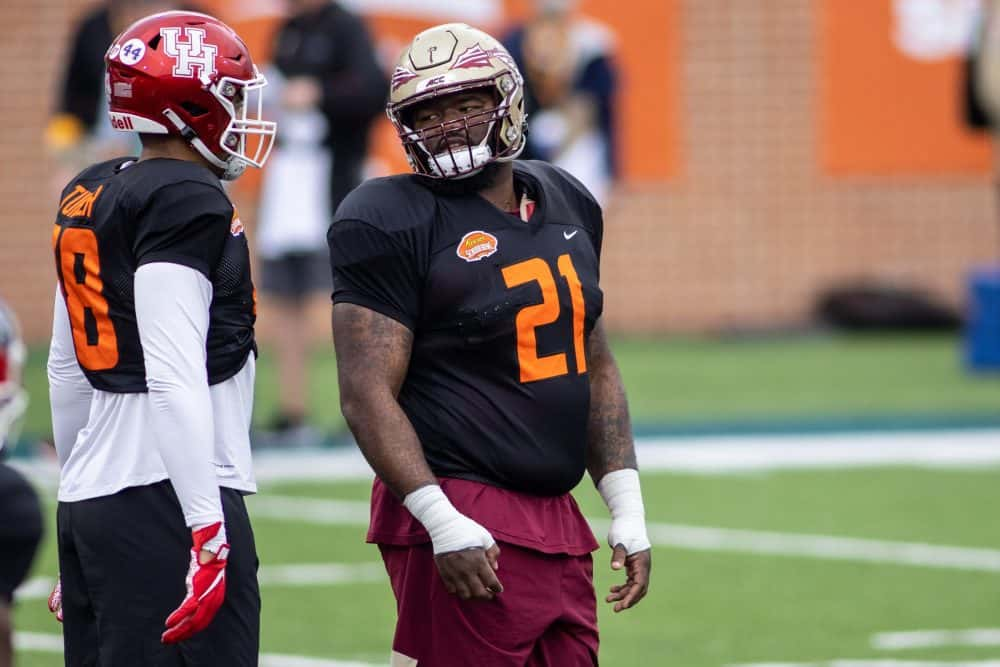 NFL UDFA Tracker 2021: Undrafted free agent signings following 2021 NFL Draft