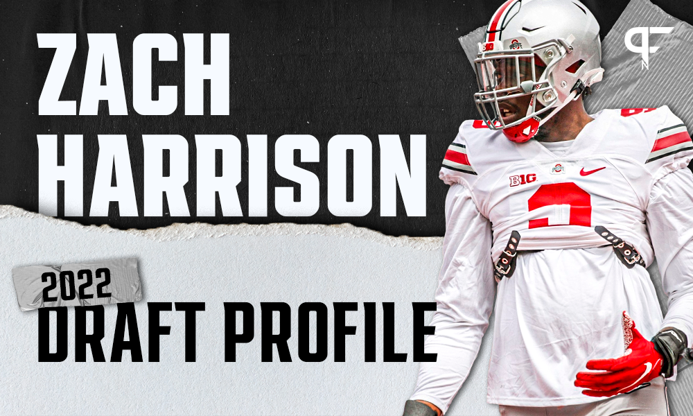 Zach Harrison, Ohio State DL | NFL Draft Scouting Report