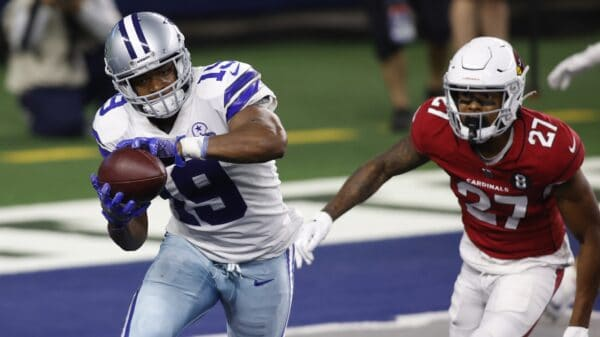 Which Cowboys wide receiver should you target in fantasy football in 2021?