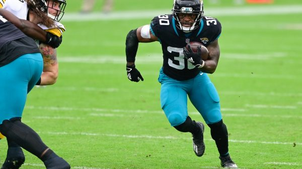 Can James Robinson be the Jaguars lead RB with Travis Etienne in town?