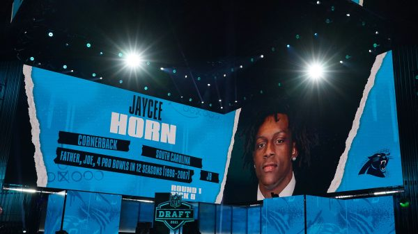 Cornerbacks drafted in the 2021 NFL Draft