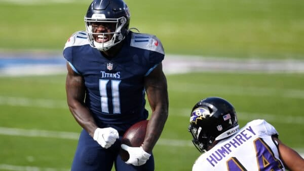 Evidence shows A.J. Brown is the best YAC player in the NFL