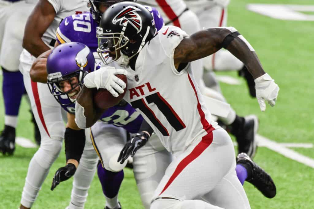 Julio Jones Trade Rumors: Is his contract tradable, and who's showing interest?