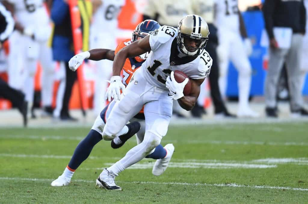 Michael Thomas Fantasy Outlook and Projection for 2021