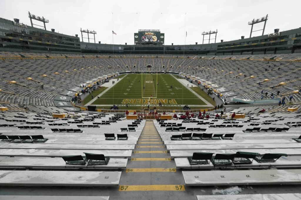 30 NFL stadiums ranked from best to worst