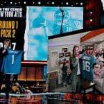 Quarterbacks drafted in the 2021 NFL Draft