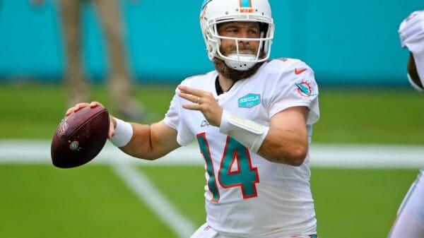 Ryan Fitzpatrick addition gives Washington Football Team playoff hopes in 2021