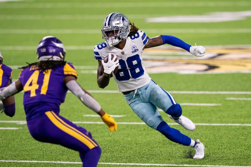 What Dak Prescotts return means for the Cowboys wide receivers