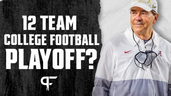 12 Team College Football Playoff: Who would be in if it started this season?