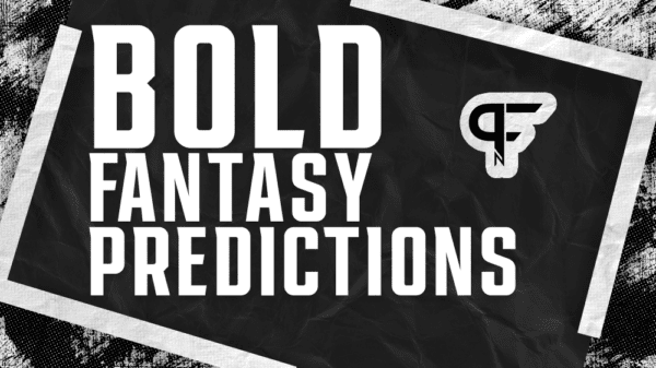 Fantasy football bold predictions for the 2021 NFL season