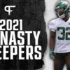 Dynasty Rookie Sleepers: 2021 deep targets for fantasy football