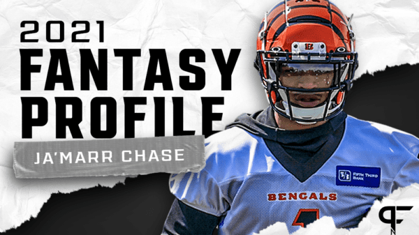 Ja'Marr Chase's fantasy outlook and projection for 2021